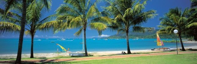 035017View to Mandalay Point, Airlie Beach